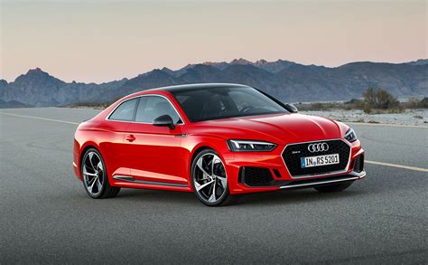 audi car new audi rs5 revealed audi sport delivers its first post