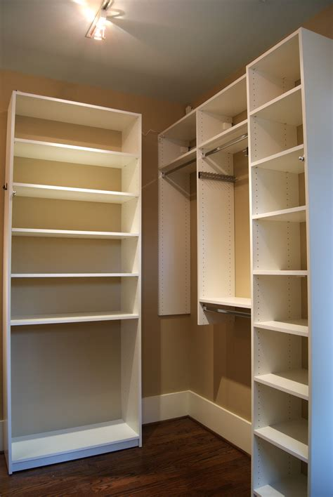 fresh easy track corner closet shelves 17251