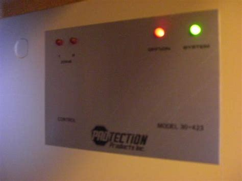 residential hardwired alarm system question doityourself