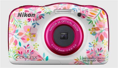 nikon coolpix    waterproof durable camera perfect