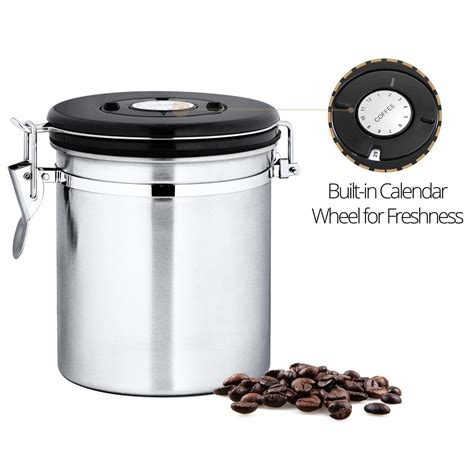 chef s 16 oz stainless steel airtight