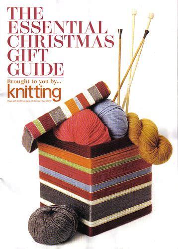 pattern magic gg ravelry knitting magazine 070 december 2009 the
