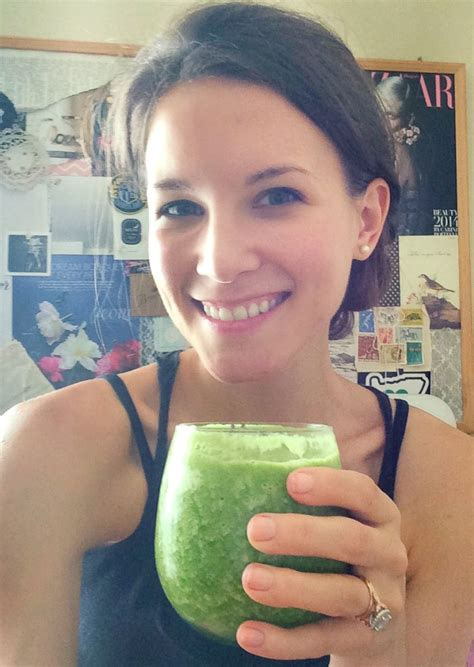 Detox Smoothie For Acne by Healthy Snacks Acne Fighting Green Citrus Smoothie