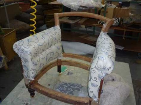 lynplan upholstery lynplan show the right way to re upholster a drop arm sofa