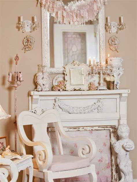 Shabby Chic Decorating Ideas And Interior Design In Shabby Chic Room Decor
