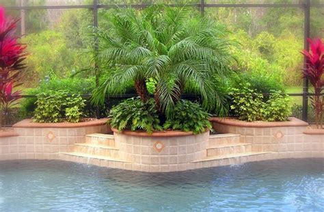 pool landscaping pictures pin swimming pool landscaping ideas inground pools nj