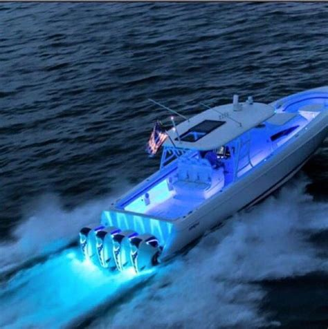 boat gunwale lights 25 best ideas about center console boats on pinterest