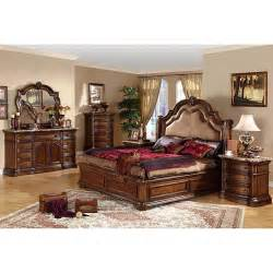 King Sized Bedroom Set San Marino 5 California King Size Bedroom Set By Cdecor
