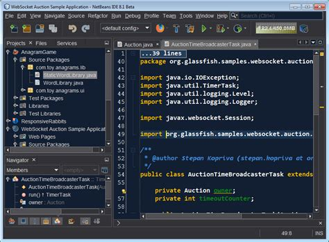 swing look and feel themes the complete guide to tuning the appearance of netbeans