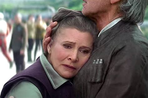 fisher actress died star wars actress carrie fisher has died