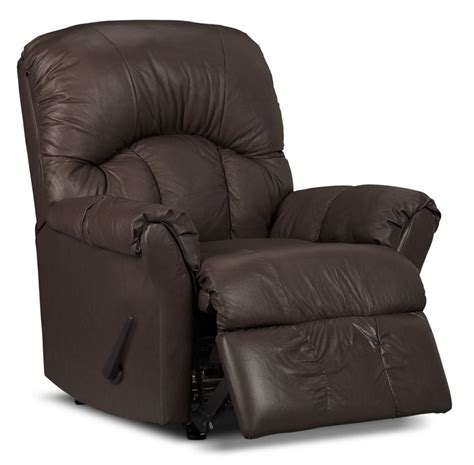old brick recliners old brick recliners designed2b recliner 6734 bonded