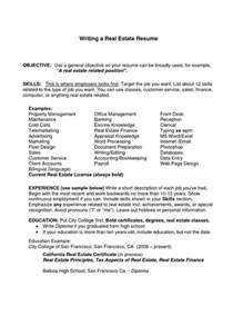 Personal Objectives For Resume by Personal Objectives Exles For Resume Best Resume Gallery