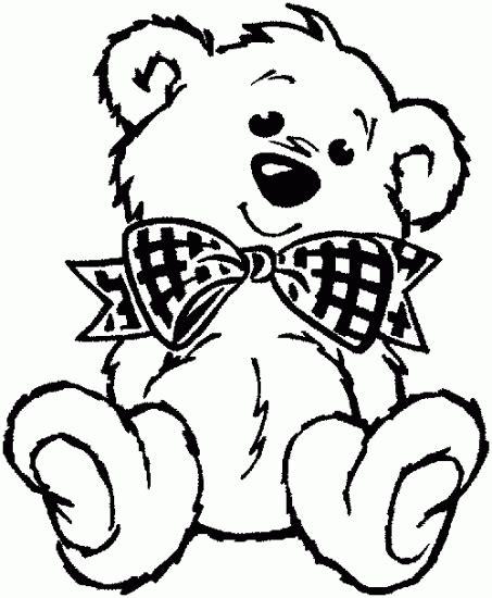 dibujos de navidad para colorear de ositos dibujos de osos my blog