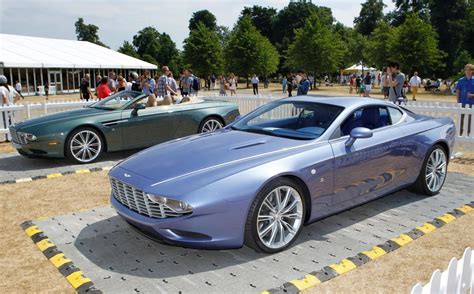 zagato cars aston martin dbs and db9 zagato centennial edtions