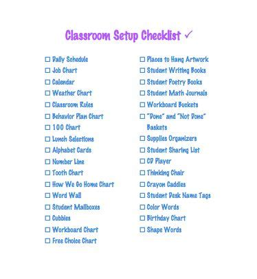 design for environment checklist best 25 classroom images ideas on pinterest school life