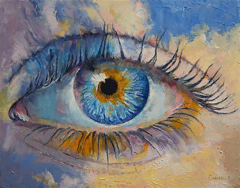 artes visuales imagenes no realistas pinturas del pintor americano michael creese arte y pinturas