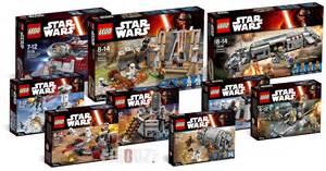 le wars lego wars 2016 les nouveaux sets wars 7 les