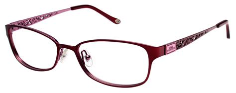 lulu guinness l752 eyeglasses free shipping