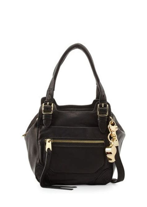 Cynthia Rowleys Leather Tote From Neiman by Sale Cynthia Rowley Cynthia Rowley Juno Medium Leather
