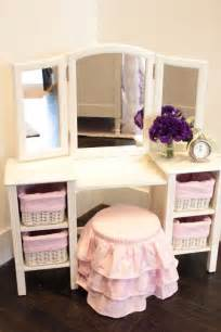 Girls Vanities For Bedroom 25 Best Ideas About Little Vanity On Pinterest