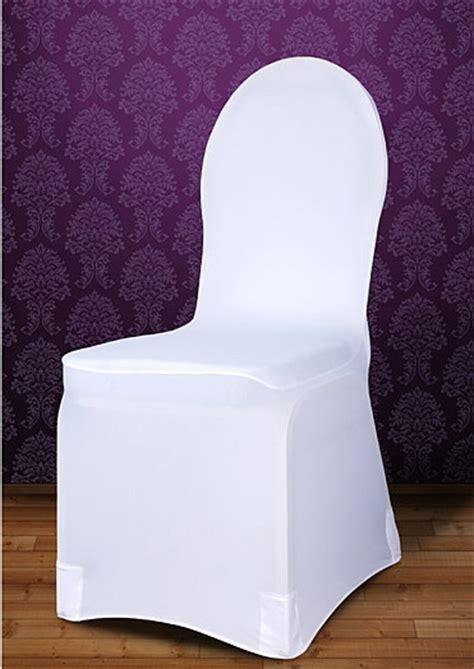 housse de chaise tissu extensible mariage housses de