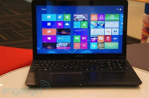 Sony Vaios Get A Hayuk Makeover sony vaio fit 15 review 2013 sony s mainstream