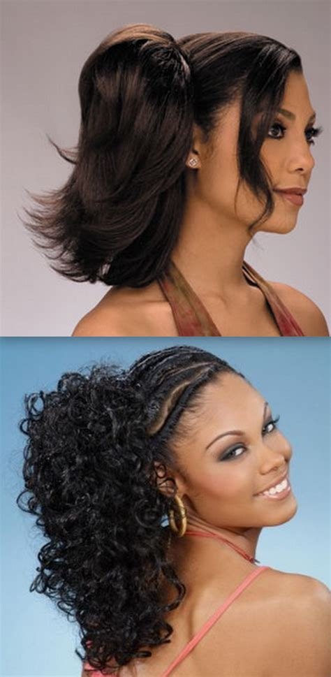 ponytail hairstyles for black women ponytail hairstyles for black women stylish eve