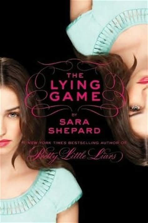 libro lying the lying game libro wiki the lying game fandom powered by wikia
