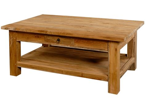 Teak Tisch by Wohnzimmertisch Teak 120x80 183 Krines Home