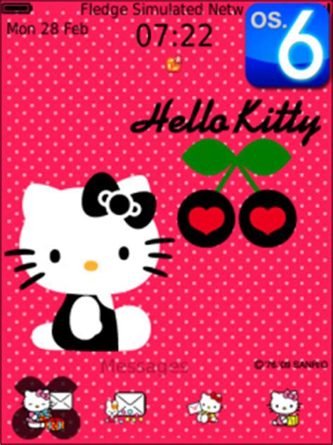 themes hello kitty blackberry themes 187 free blackberry apps download the 591 page