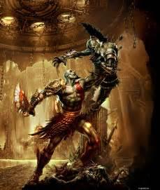 Gods Of War by God Of War Review Greek Mythology Video Game Gamespy