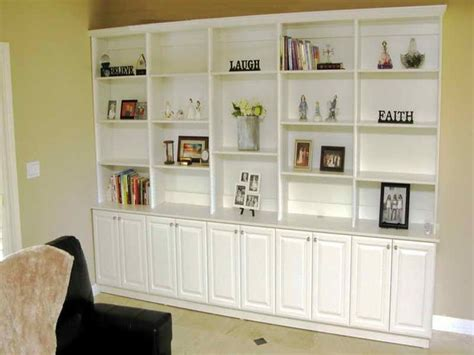 ikea built ins living room house stuff pinterest
