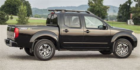 frontier nissan 2015 2015 nissan frontier pro 4x review