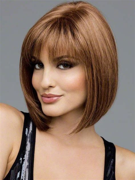 graduated bob hairstyles with fringe 16 magnificent medium layered hairstyles haircuts