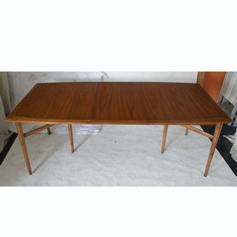 Heritage Dining Table 84 Quot Vintage Heritage Extension Walnut Dining Table Ebay
