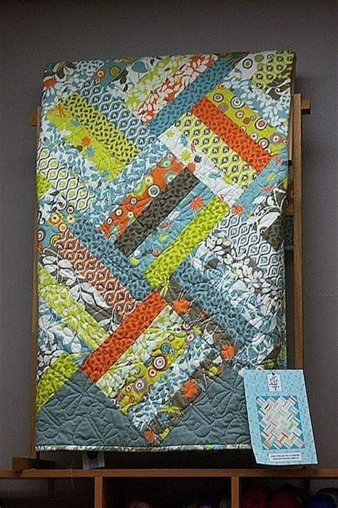 25 best ideas about jellyroll quilts on