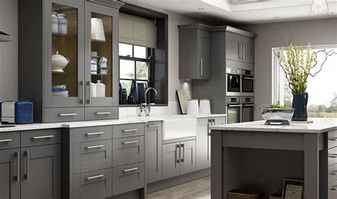Kitchen Colour Scheme Ideas Tiverton Slate Kitchen Wickes Co Uk