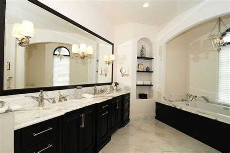 Modern Kitchen Tiles Ideas calcutta marble master bathroom orlando by krista