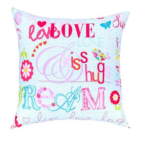 cushions for girls bedroom children s kids scatter cushions with filled pads boys