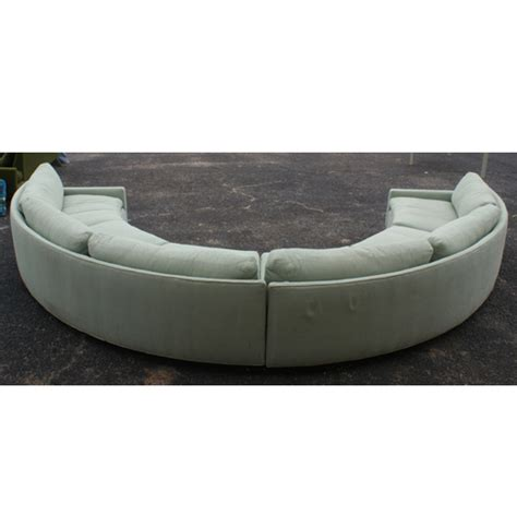 half circle couch half circle sectional sofa price sofa cute round sofa