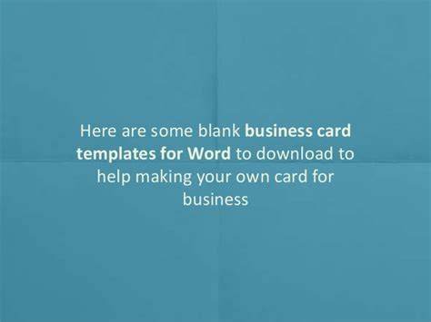 13 business card microsoft word pay stub template