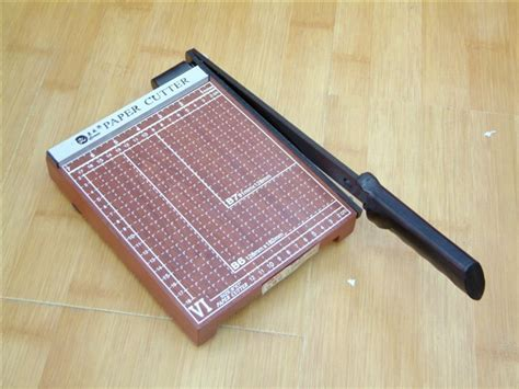 What Is The Best Paper Cutter For Card - a4 paper cutter manual business card photo cutting wood in