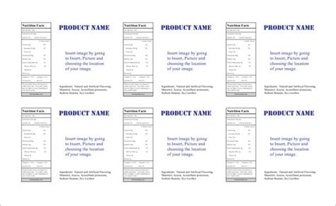 23 Microsoft Label Templates Free Word Excel Documents Download Free Premium Templates Microsoft Shipping Label Template