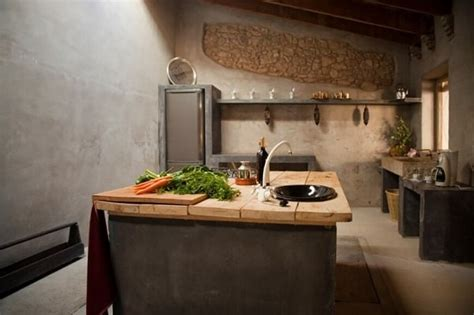 cocinas hechas de obra m 225 s de 100 fotos de cocinas r 250 sticas decoradas con encanto