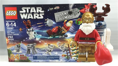 Lego 75097 Wars Advent Calendar 2015 lego wars 2015 advent calendar review 75097