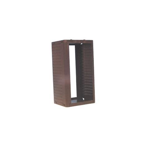 Cd Storage Racks by 26 Cd Storage Rack Tower Black New Ebay
