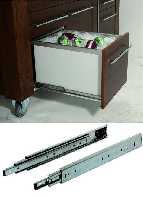 Self Closing Drawers by Accuride 5321 Sc Extension Self Drawer Slide