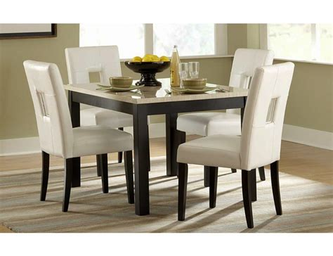 Marble Top Kitchen Table Set Archstone Marble Top Kitchen Table Set