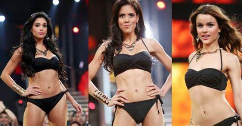 2015 nuestra belleza latina tres dominicanas quedaron entre las 12 finalistas de