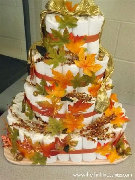 autumn themed bridal shower cakes best 20 october baby showers ideas on baby